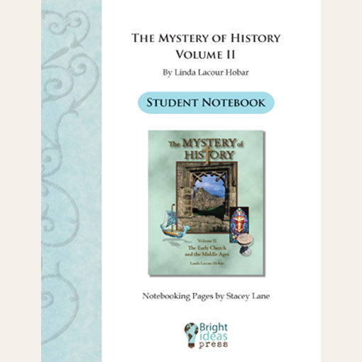 The Mystery of History Volume II Notebooking Pages Sample