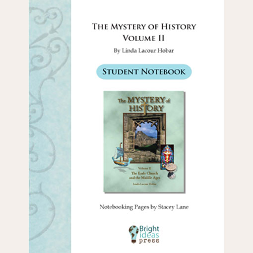 """Mystery Of History 2: The Mystery Of History Volume II """"Notebooking Pages"""""""