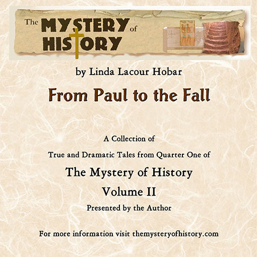 From Paul to the Fall by Linda Lacour Hobar CD