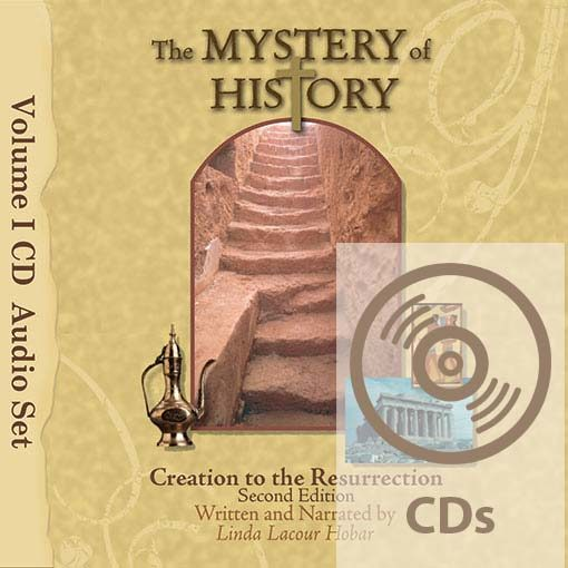 The Mystery of History Volume I Audio CDs