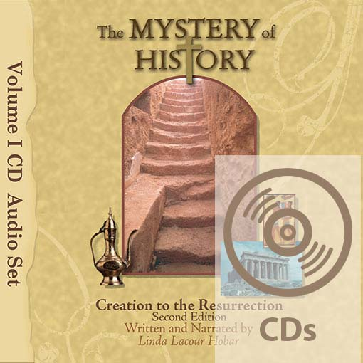Mystery Of History Volume 1: Volume I (2nd EDN) Audio Book CD