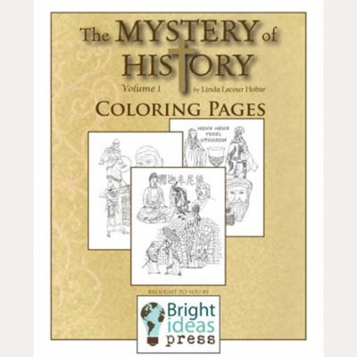 The Mystery of History Volume I Coloring Pages Download