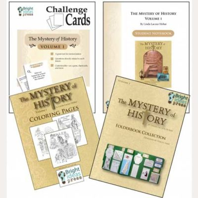 The Mystery of History Volume I Super Supplemental Collection CD or Download