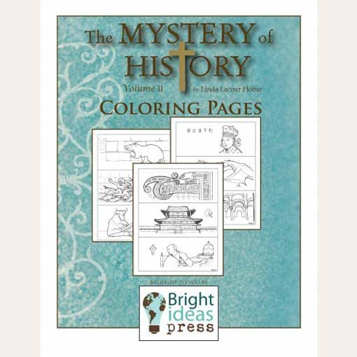 The Mystery of History Volume II Coloring Pages