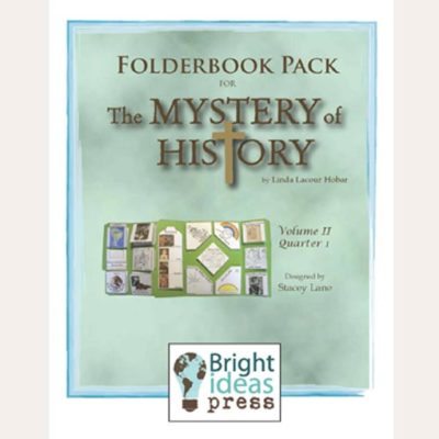 The Mystery of History Volume II Folderbook Pack