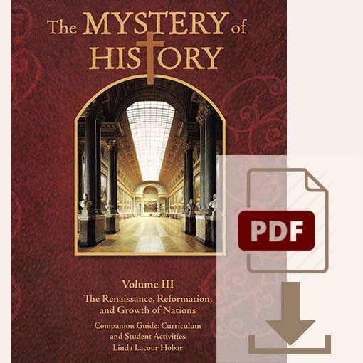 The Mystery of History Volume III Companion Guide PDF