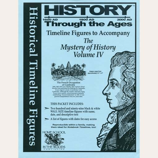 History Through the Ages for The Mystery of History Volume IV