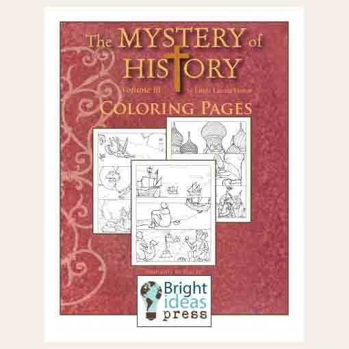 The Mystery Of History Volume Iii Coloring Pages The Mystery Of