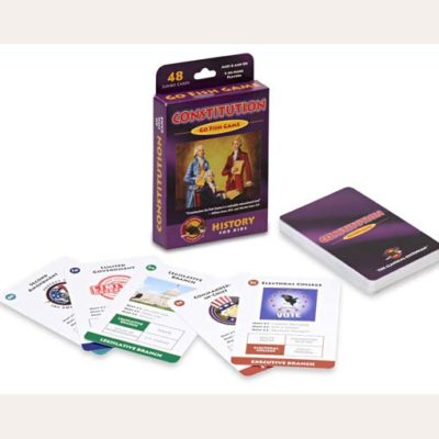 Constitution Go Fish Game