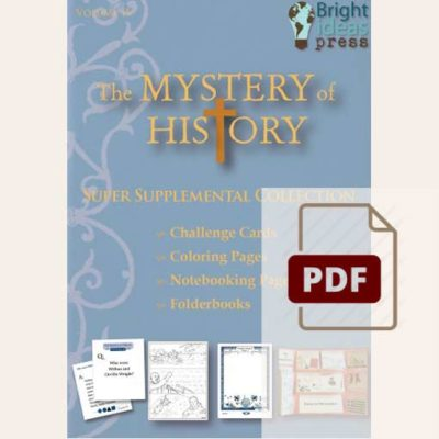 The Mystery of History Volume IV Super Supplemental PDF Download