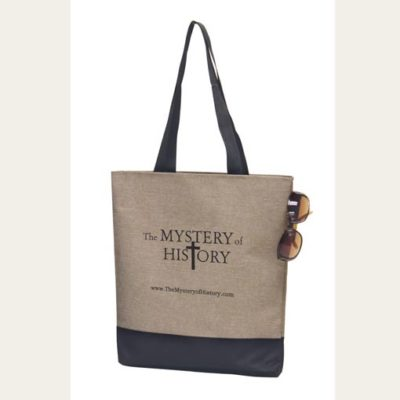 The Mystery of History Tote Bag
