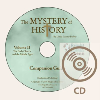 The Mystery of History Companion Guide CD