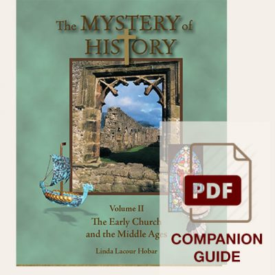 image: The Mystery of History Volume II Companion Guide - PDF Download