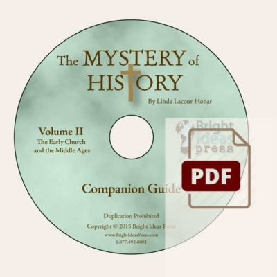 The Mystery of History Companion Guide PDF