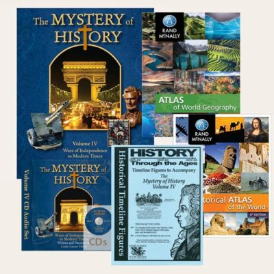 The Mystery of History Volume IV Bundle