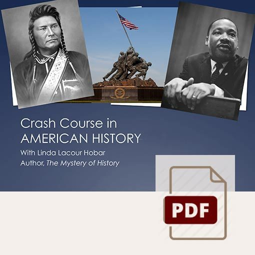 Pdf connecting the past with american history