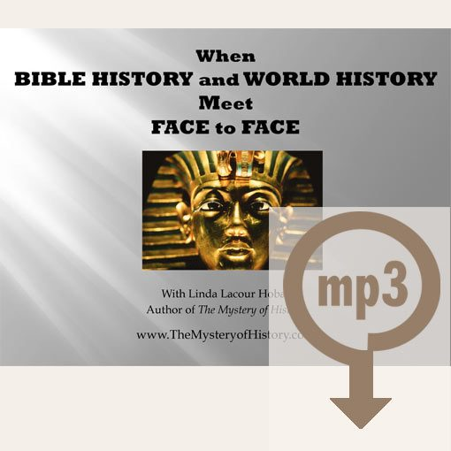 When Bible History and World History Meet Workshop
