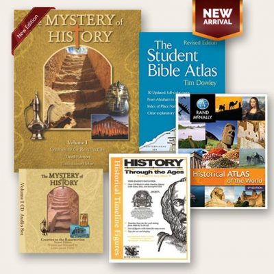 image: The Mystery of History Volume I Third Edition Bundle