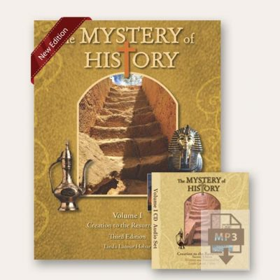 The Mystery of History New Volume I Third Edition Ancient History Curriculum PreSale Offer