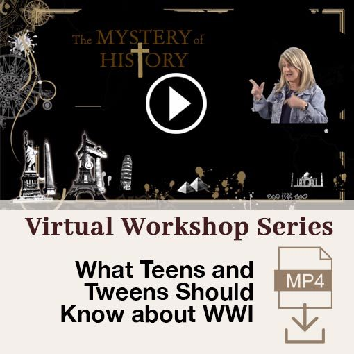 Virtual Workshop What Teens and Tweens Should Know about WWI