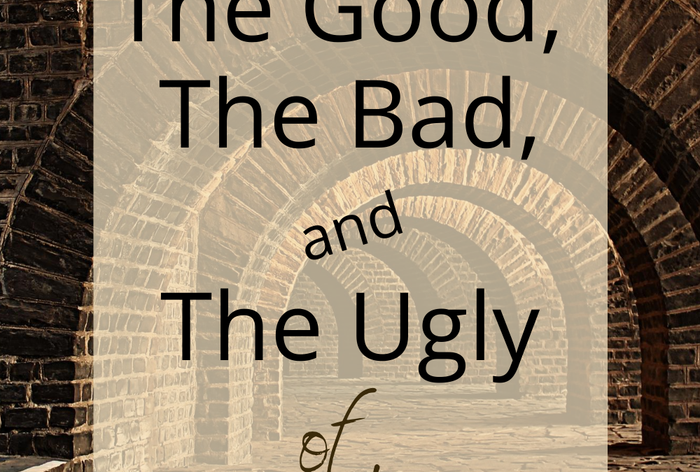 """The Good, the Bad, and the Ugly"" (Part I – Tips For A Good Homeschool Day)"