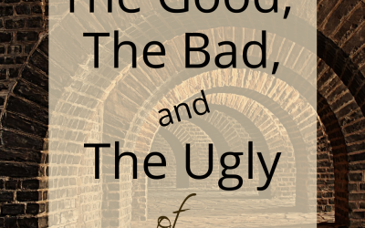 """""""The Good, the Bad, and the Ugly"""" (Part I – Tips For A Good Homeschool Day)"""