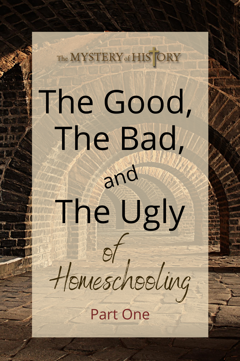 """Homeschool has several sides. Like the old Clint Eastwood Western, """"The Good, the Bad, and the Ugly,"""" homeschool has good days, bad days, and ugly days that no one really wants to talk about! I'd like to address them all, with some honesty, but since the year is just starting for most of you, I'll focus only on the good today and work my way up to the bad and the ugly. I'll do so by describing a good day (to give you vision) and by sharing a few simple homeschool tips (to be practical.) Just remember as you read, most of our days were a mix of good, bad, and ugly! I'm just setting the scene here."""