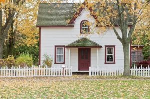 one room schoolhouse The Mystery of History