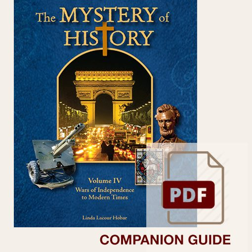 The Mystery of History Volume IV Companion Guide PDF Download
