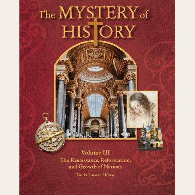 Product image for The Mystery of History Volume III Student Reader