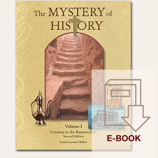 image: The Mystery of History Volume I 2nd Edition Digital Student Reader