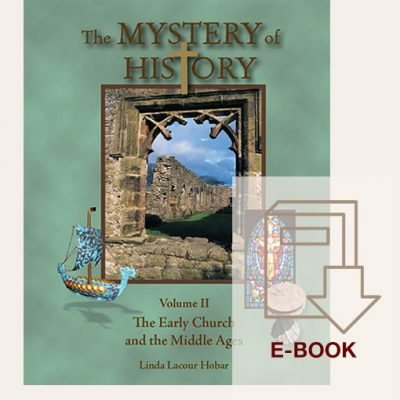 image: The Mystery of History Volume II Digital Student Reader and Companion Guide