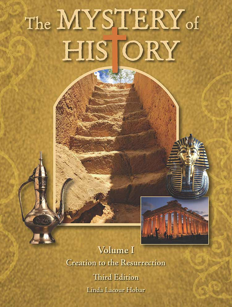 The Mystery of History Curriculum Store | Volume I Creation to the Resurrection