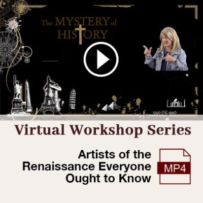"""Artists of the Renaissance that Everyone Ought to Know"" (Virtual Workshop Series)"