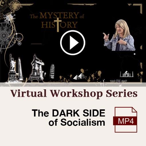"""""""The DARK SIDE of Socialism"""" (Virtual Workshop Series)"""
