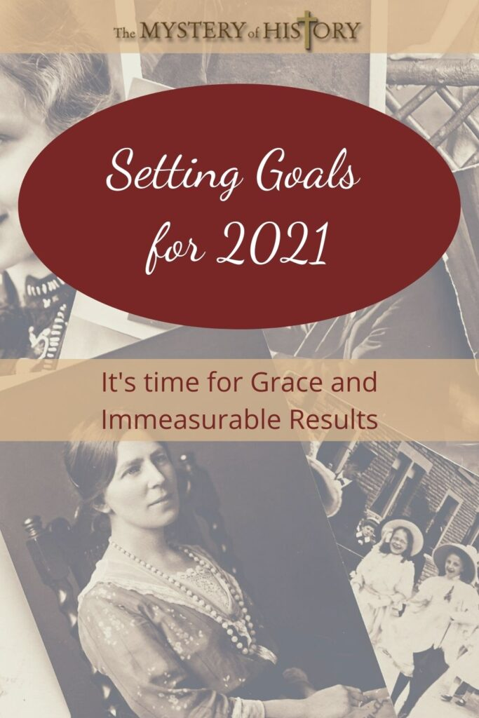 Linda Lacour Hobar shares her heart about setting goals for 2021. It's time for grace and focusing on the immeasurable rather than the measurable. So breathe a sigh of freedom and grace and read on...(free printable at the bottom.)
