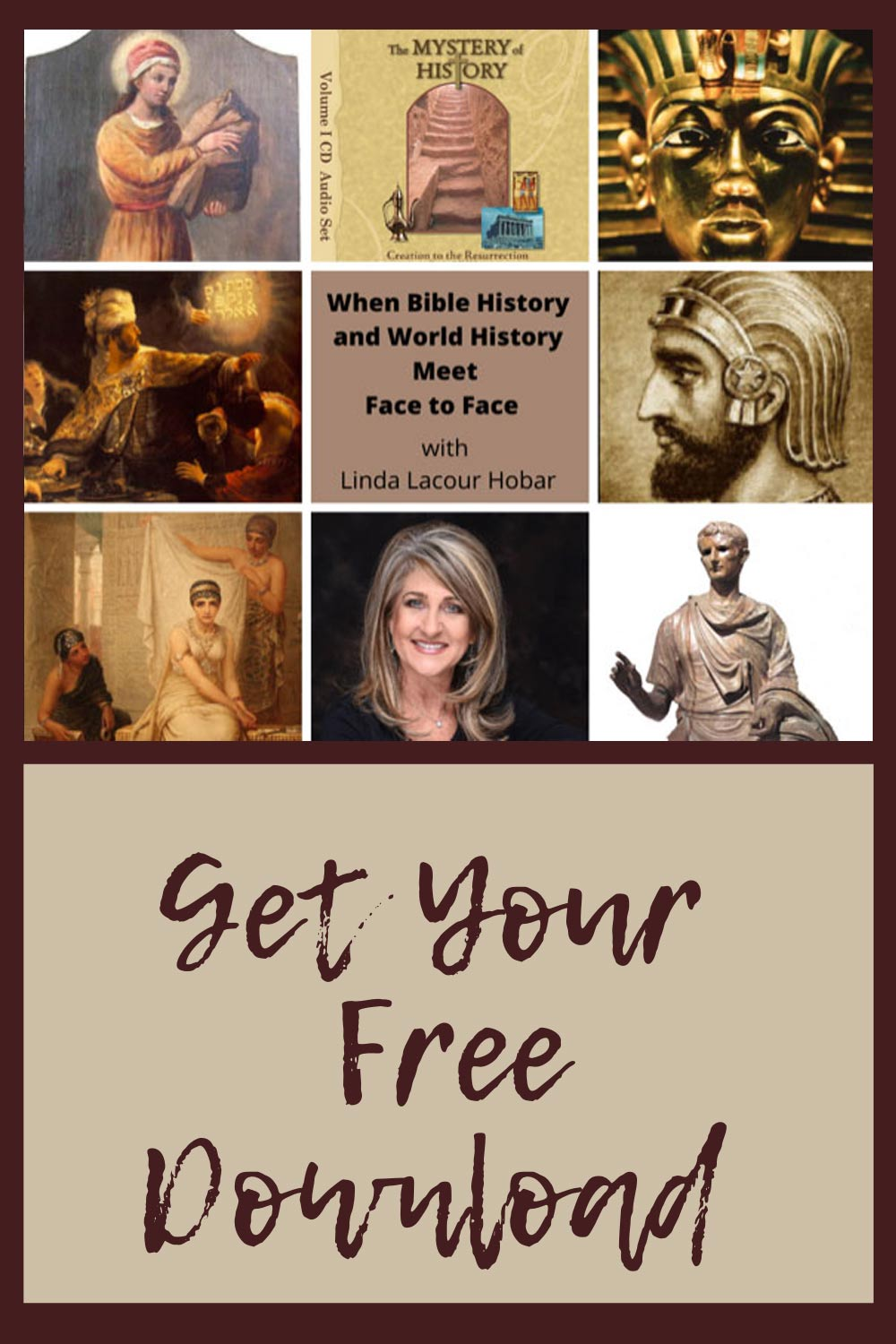 Get Your Free MP4 Download:  When Bible History and World History Meet