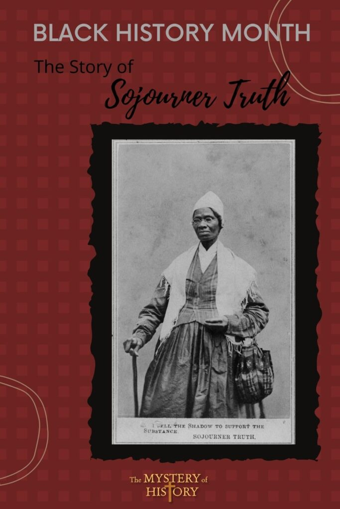 In honor of Black History Month, Linda Lacour Hobar is sharing about the lives of three extraordinary Americans who fought for freedom. Today she shares the amazing story of Sojourner Truth.