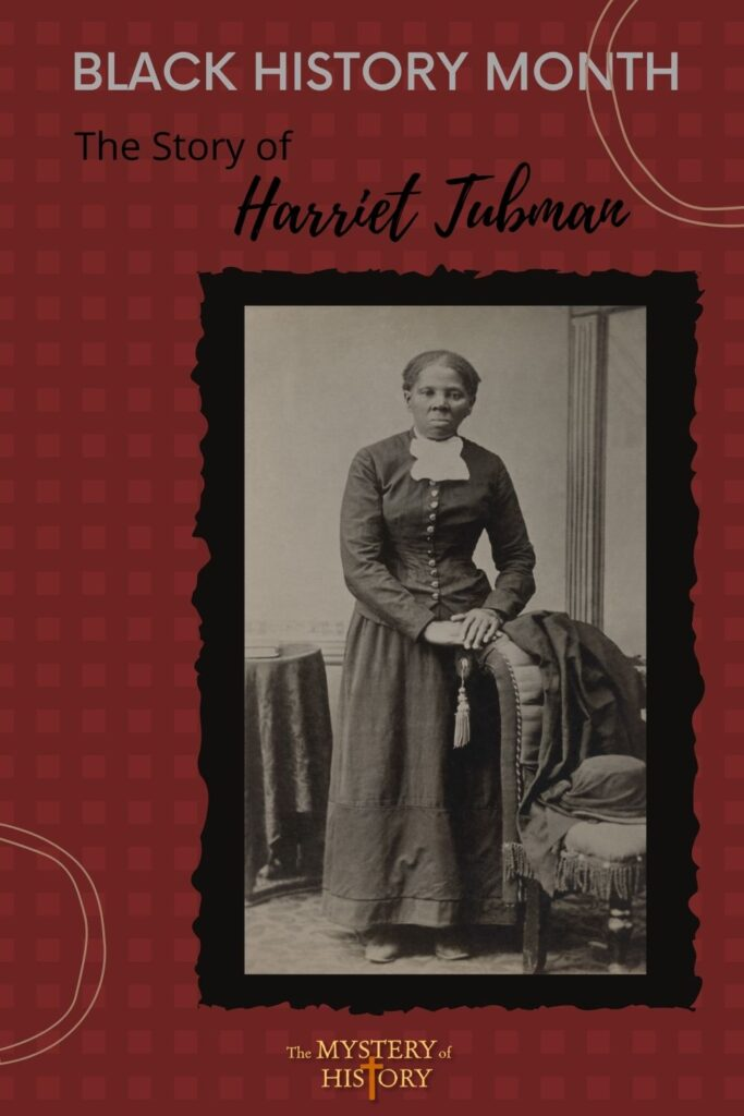 In honor of Black History Month, Linda Lacour Hobar shares about the lives of three extraordinary Americans who fought for freedom.  Today she shares the amazing story of Harriet Tubman.