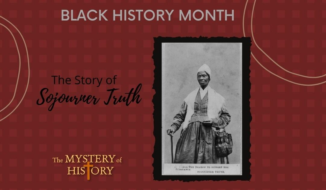 Black History Month- Sojourner Truth