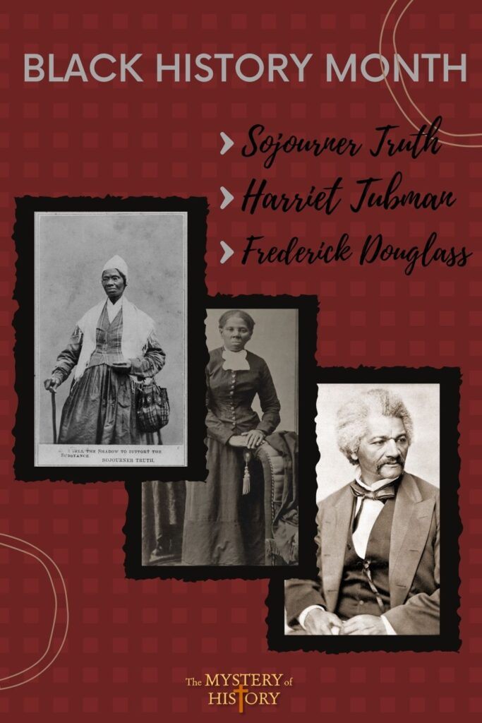 Celebrate Black History Month by learning about 3 Extraordinary Americans!