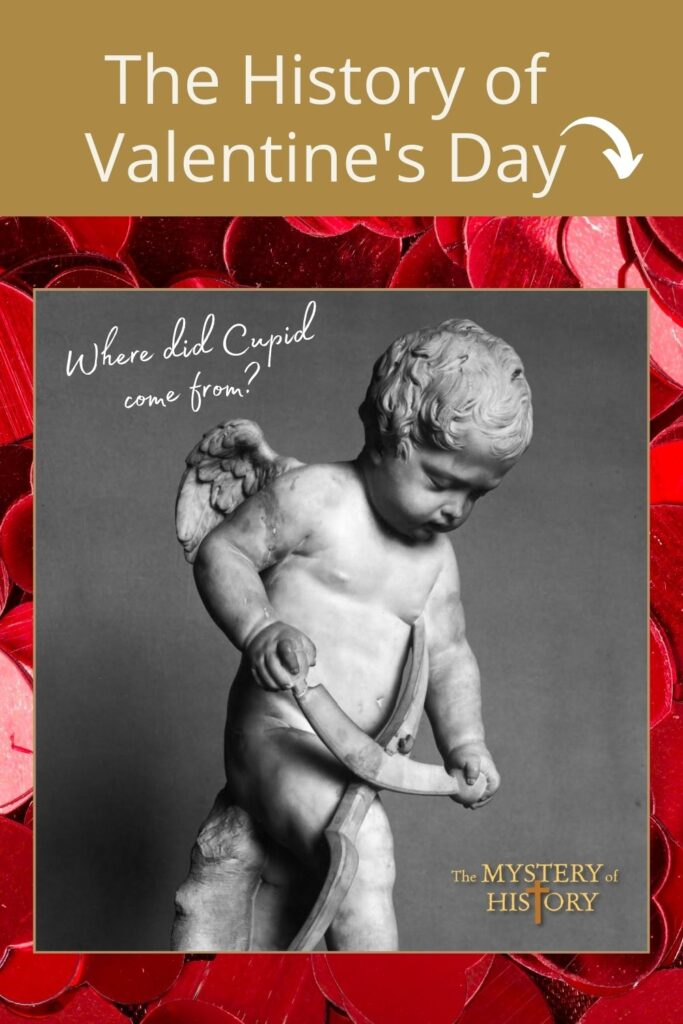 What is the history of Valentine's Day? The answer might surprise you.