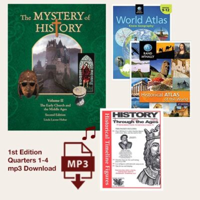 The Mystery of History Best Selling Volume II bundle