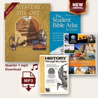 The Mystery of History Volume I 3rd Edition Best Seller Bundle