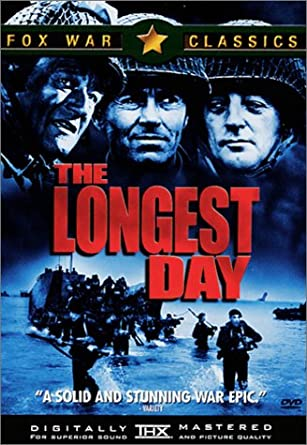 Watch The Longest Day to learn more about the battle for Normandy.