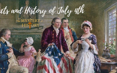 July 4th Facts and History PLUS Activities and Booklist!