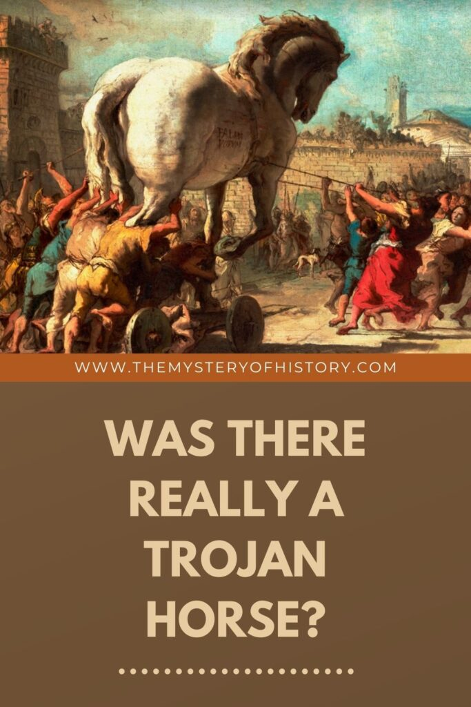 Have you ever heard of the Trojan Horse? The legend of the Trojan Horse makes a great story and may very well be true. It probably occurred sometime between 1200 b.c. and 1184 b.c. Today we will look at what the captivating story was all about, who wrote it and begin to answer the question,